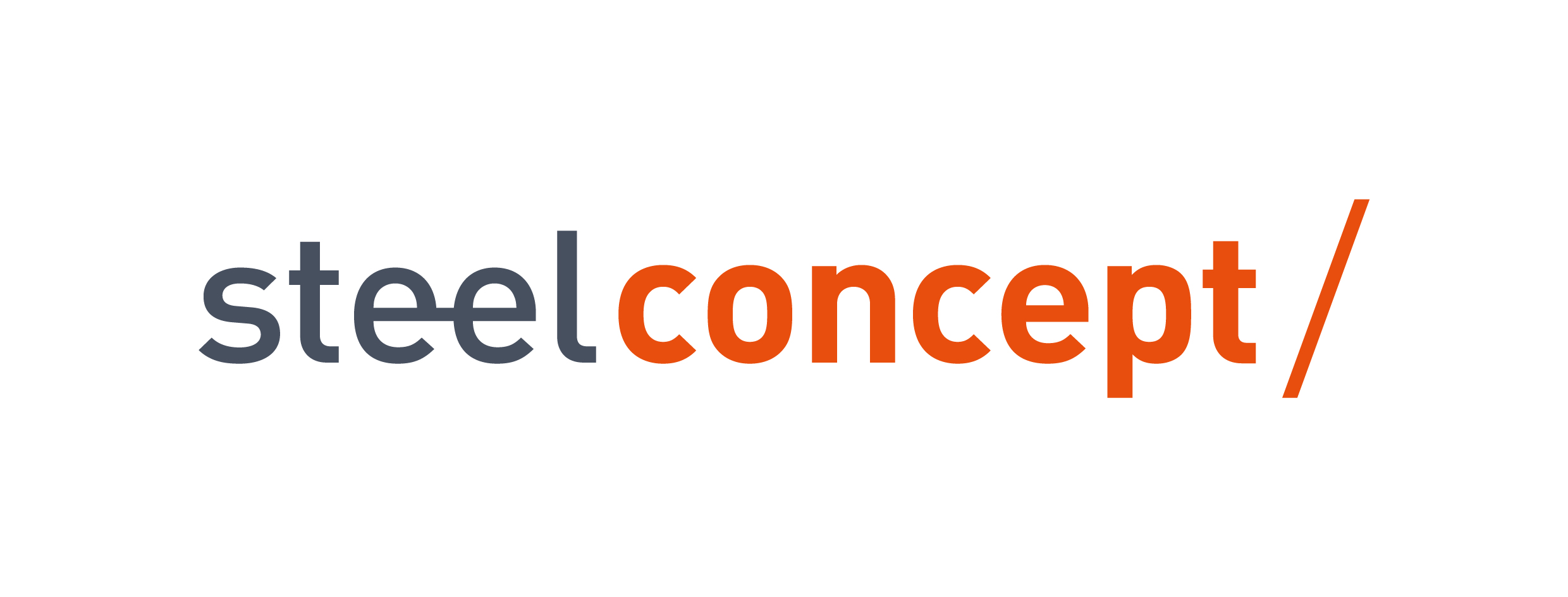 Logo steelconcept GmbH